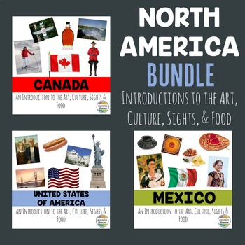 North America (Bundle): An Introduction to the Art, Cultur