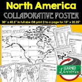 North America Collaborative Poster, North America MAPPING Research Activity