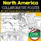North America Collaborative Poster, North America MAPPING Research Activity
