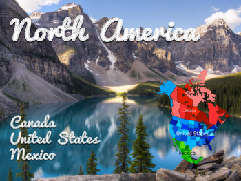 North America Continent Presentation