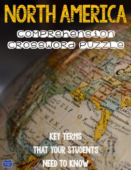 North America Crossword