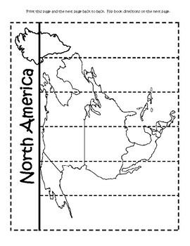 North America Flip Book