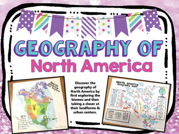 North America Biome and Geography Hunt