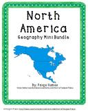 North America Geography Mini Bundle