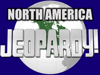 North America Jeopardy