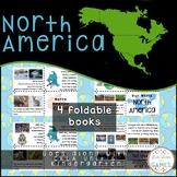 North America Minibooks (Core Knowledge Kindergarten History and Geography)