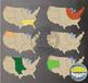 Maps: North America Native American Cultural Regions {Messare Clips and Design}