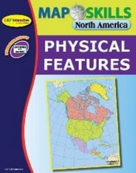 North America: Physical Features