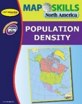 North America: Population Density