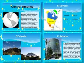 North America - United States - Canada - Mexico - Nicaragua - Panama - Belize...