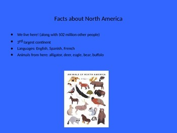 North America Powerpoint