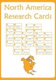 North America Research Cards
