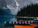 North America Webquest (World Geography and History)