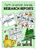 North American Animal Research {QR Codes} NO PREP