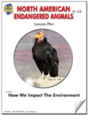 North American Endangered Animals Lesson Plan