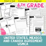 North American Free Trade Agreement (NAFTA) Reading Activity (SS6E2, SS6E2d)
