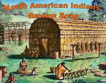 North American Indians Review Song (Editable)