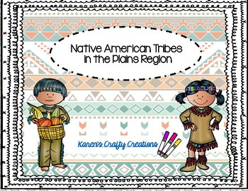 North American Plains Indian Tribes