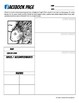 North American Porcupine -- 10 Resources -- Coloring Pages, Reading & Activities