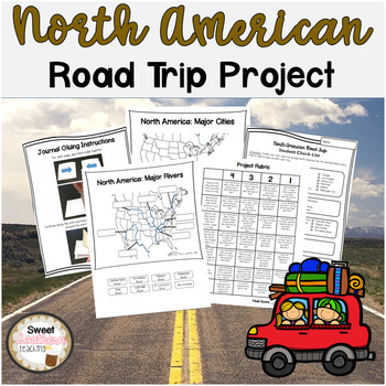 North American Road Trip Project!