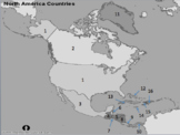 North American countries by number