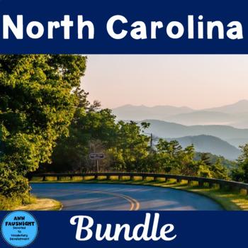 North Carolina Activity Bundle
