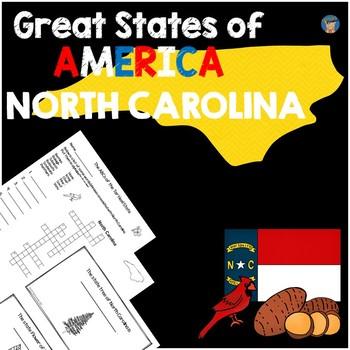 North Carolina Activity Packet
