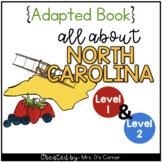 North Carolina Adapted Books (Level 1 & Level 2) | North C