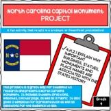North Carolina Monument Project 4.H.2