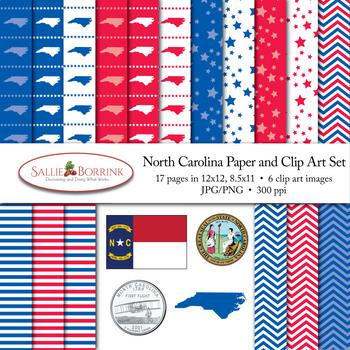 North Carolina Clip Art