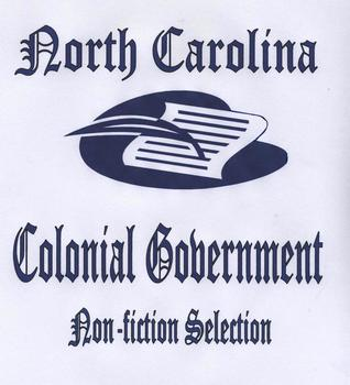NC Colonial Government: Non-fiction Selection