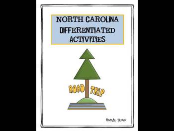 North Carolina Differentiated State Activities