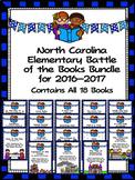 North Carolina EBOB 2016-2017  Bundle of Questions