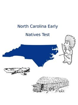 North Carolina Early Native American and Early Explorers Test