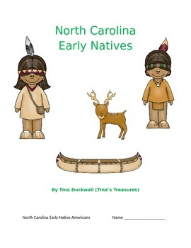 North Carolina Early Native Americans Test
