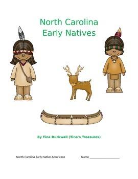 North Carolina Early Native Americans Test