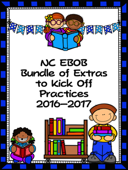 North Carolina  (NC)  Elementary Battle of the Books 2016-2017 Extras