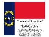 North Carolina Essential Standards 4th Grade Native American Project