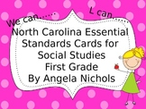 North Carolina Essential Standards / Common Core Standards
