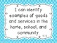 "North Carolina Essential Standards ""I Can"" First Grade SS Chevron Theme"