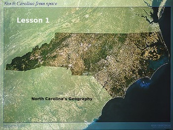 North Carolina Geography Power Point