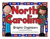 North Carolina Graphic Organizers (Perfect for KWL charts