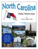 North Carolina History Daily Warm-Ups!