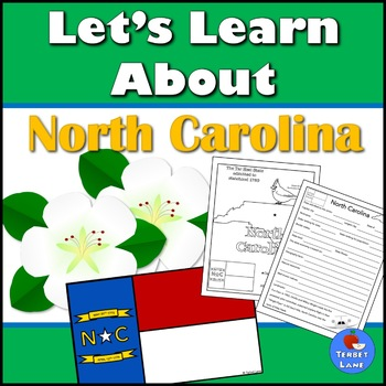 North Carolina History and Symbols Unit Study