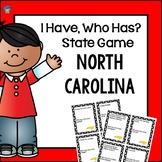 North Carolina I Have, Who Has Game