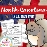 North Carolina State Study Booklet