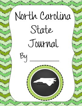 North Carolina Journal Set