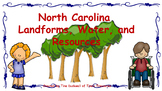 North Carolina Land, Water, and Resources
