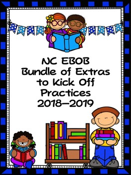 North Carolina  (NC)  Elementary Battle of the Books 2018-2019 Extras