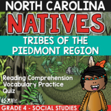 North Carolina Natives: Tribes of the Piedmont Region